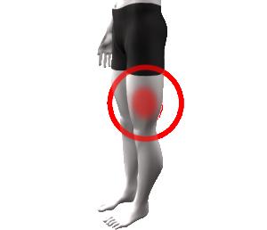 также. извиняюсь, болит мышца выше колена впереди нравится!!!!!!!!! красиво
