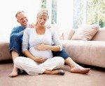 Боль в спине резкая у беременных