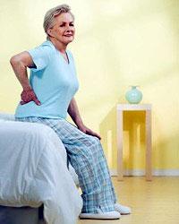 Поясничный остеохондроз причины