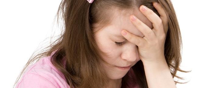 Головная боль у детей и подростков » spine❺.com