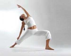 Йога при шийному остеохондрозі