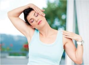 Упражнения при шейном остеохондрозе протрузиях
